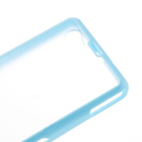 Силиконовый чехол для Sony Xperia Z1 Crystal&Light Blue