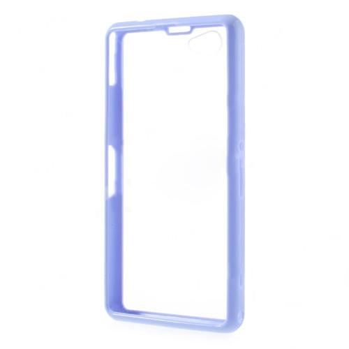 Силиконовый чехол для Sony Xperia Z1 Crystal&Purple