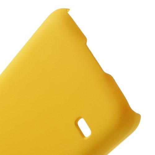 Кейс чехол для Samsung Galaxy S5 mini желтый