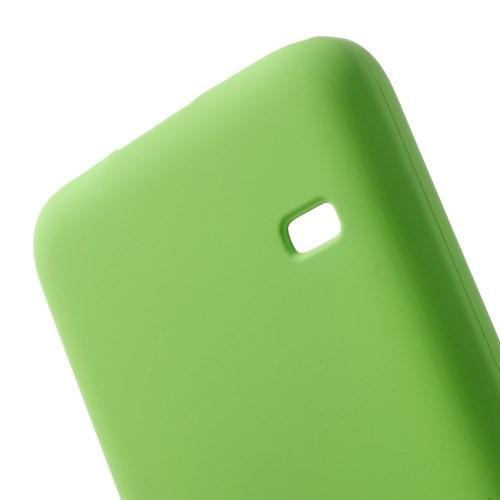 Кейс чехол для Samsung Galaxy S5 mini зеленый