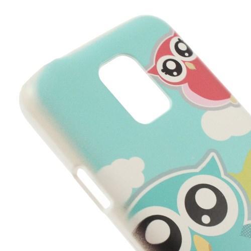 Кейс чехол для Samsung Galaxy S5 mini Fancy Owls