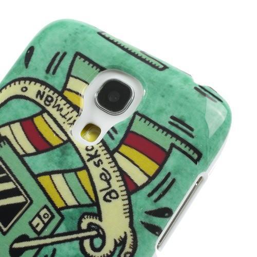 Кейс чехол для Samsung Galaxy S4 mini Power Click