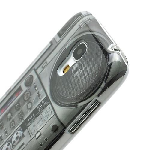 Кейс чехол для Samsung Galaxy S4 mini Retro Cassete