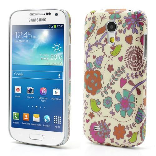 Кейс чехол для Samsung Galaxy S4 mini  Flowers and Birds