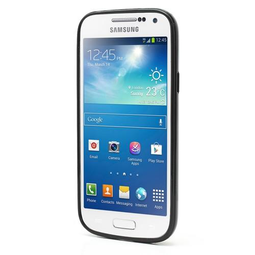Силиконовый чехол для Samsung Galaxy S4 Crystal and Black