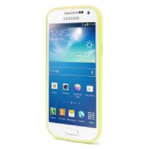 Силиконовый чехол для Samsung Galaxy S4 mini Crystal and Lemon