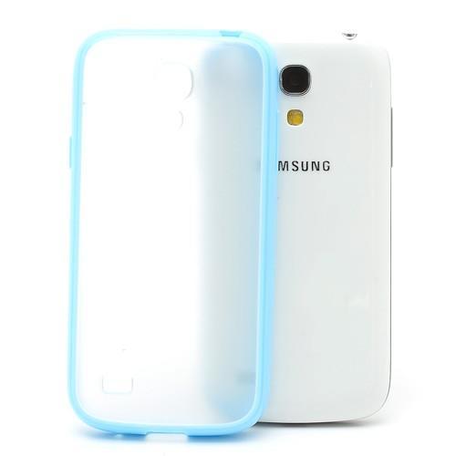 Силиконовый чехол для Samsung Galaxy S4 Crystal and Blue