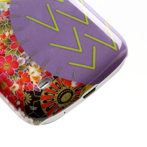 Кейс чехол для Samsung Galaxy S4 mini  Owl Yellow