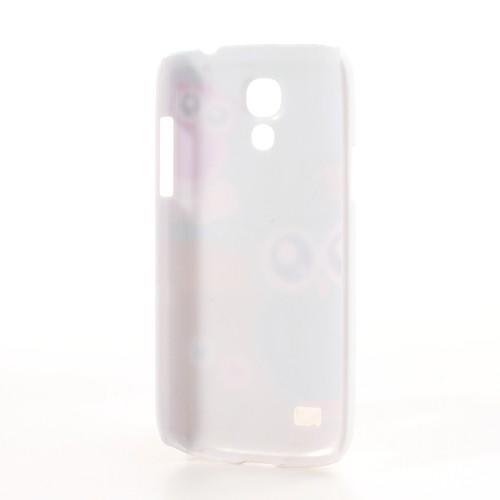 Кейс чехол для Samsung Galaxy S4 mini  Owl happy