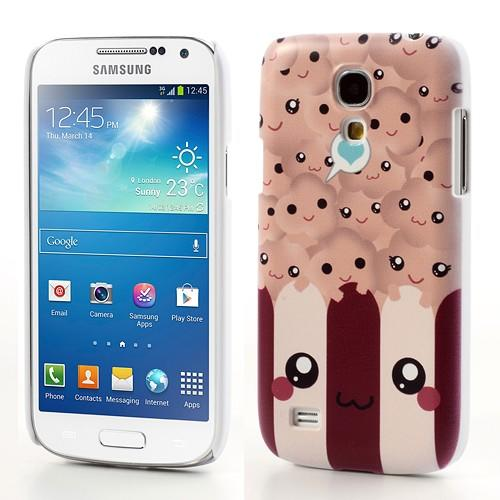 Кейс чехол для Samsung Galaxy S4 mini  Pop Corn