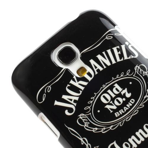 Кейс чехол для Samsung Galaxy S4 mini Jack Daniels
