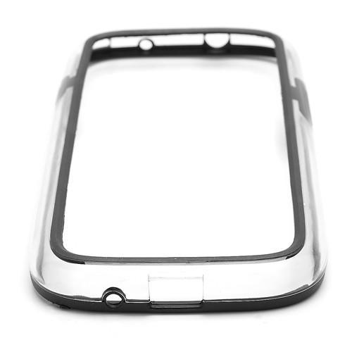 Бампер для Samsung Galaxy S4 черный