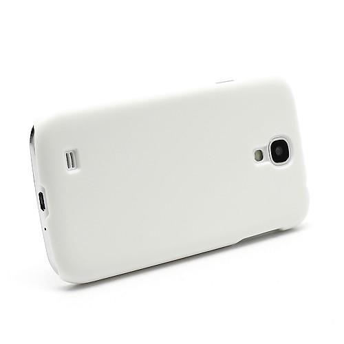 Ультратонкий кейс чехол для Samsung Galaxy S4 белый