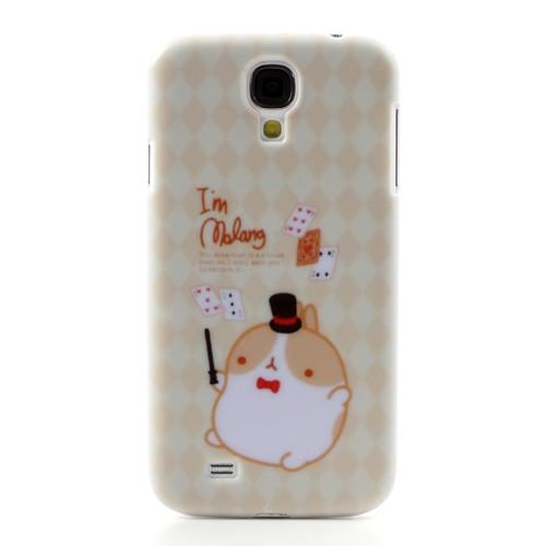Кейс чехол для Samsung Galaxy S4 Poker Rabbit