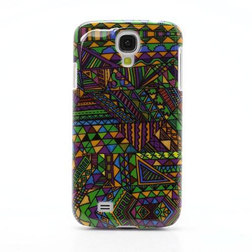 Кейс чехол для Samsung Galaxy S4 Абстракция
