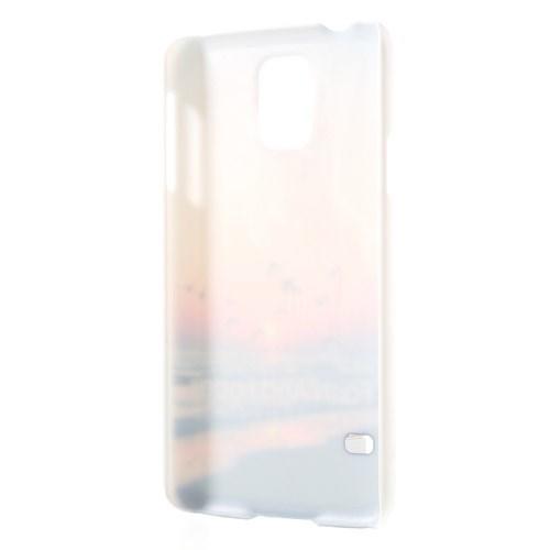 Кейс для Samsung Galaxy S5 орнамент Закат