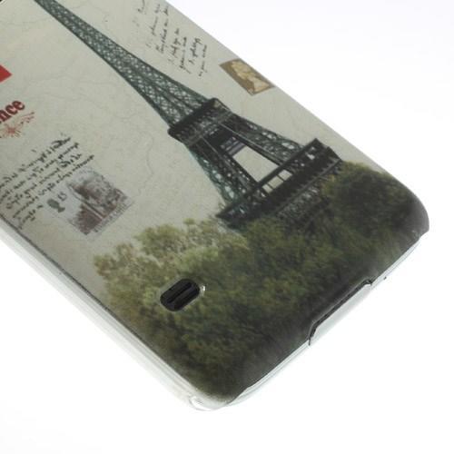 Кейс для Samsung Galaxy S5 орнамент Франция
