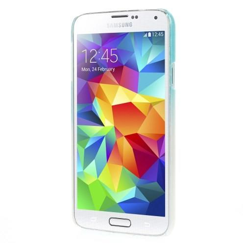 Кейс для Samsung Galaxy S5 Shiny Flowers