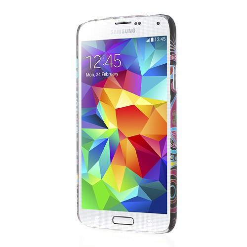 Кейс для Samsung Galaxy S5 Colorful Splash