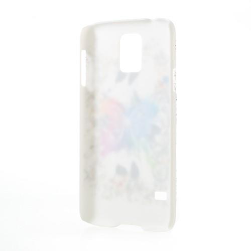 Кейс для Samsung Galaxy S5 Colorful Butterfly