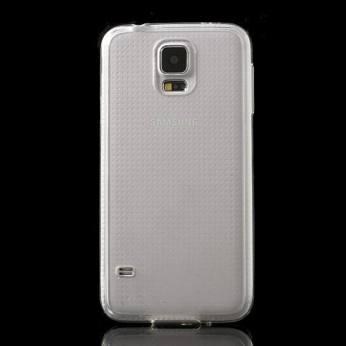 Силиконовый чехол для Samsung Galaxy S5 Crystal