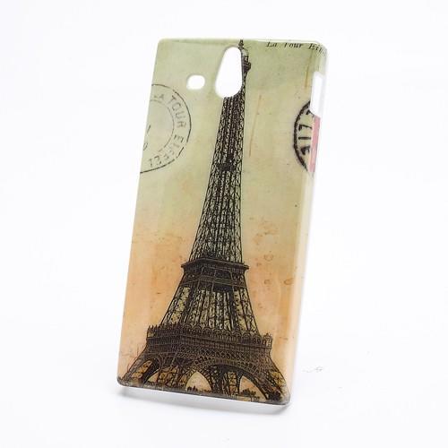 Кейс чехол для Sony Xperia U Paris