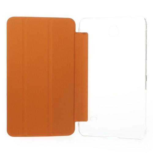 "Чехол-книжка для Samsung Galaxy Tab 4 7.0"" оранжевый"