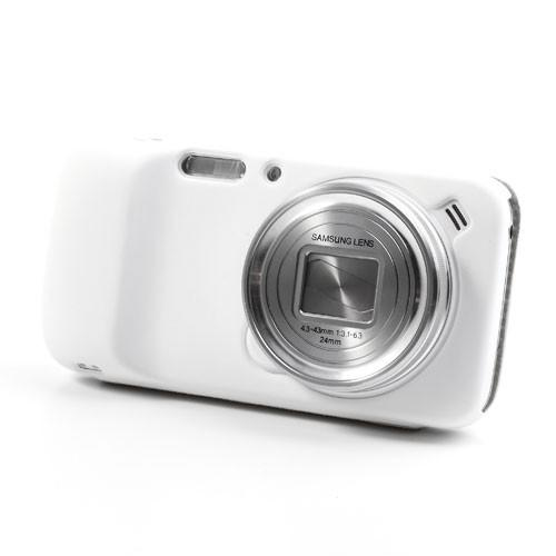 Чехол книжка для Samsung Galaxy S4 Zoom белый