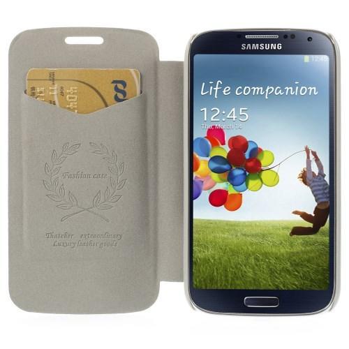 Чехол книжка для Samsung Galaxy K Zoom белый
