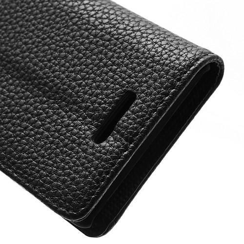 Flip чехол книжка для Sony Xperia L черный