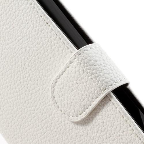 Flip чехол книжка для Sony Xperia C белый