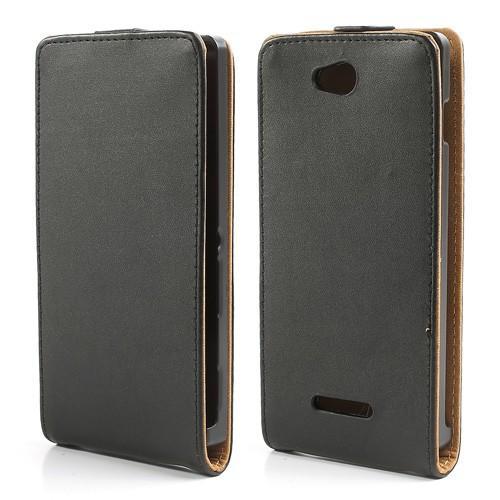 Flip чехол для Sony Xperia C черный