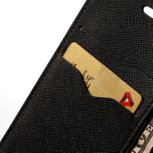 Flip чехол книжка для Sony Xperia ZR черный