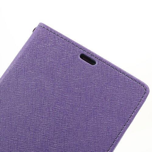 Flip чехол для Sony Xperia Z Ultra фиолетовый