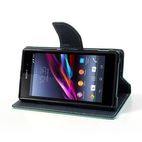 Flip чехол для Sony Xperia Z1 Морской бриз