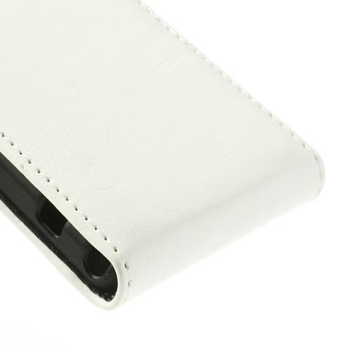 Flip чехол книжка для Sony Xperia Z1 Compact белый