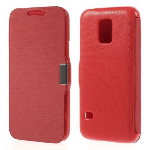 Flip чехол для Samsung Galaxy S5 mini красный