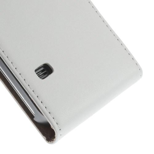 Чехол книжка Down Flip для Samsung Galaxy S5 mini белый