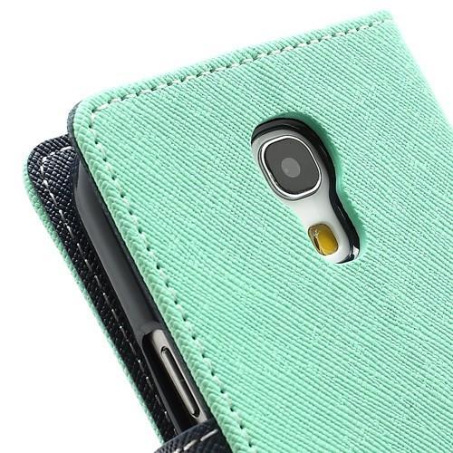 Flip чехол книжка для Samsung Galaxy S4 mini Морской бриз