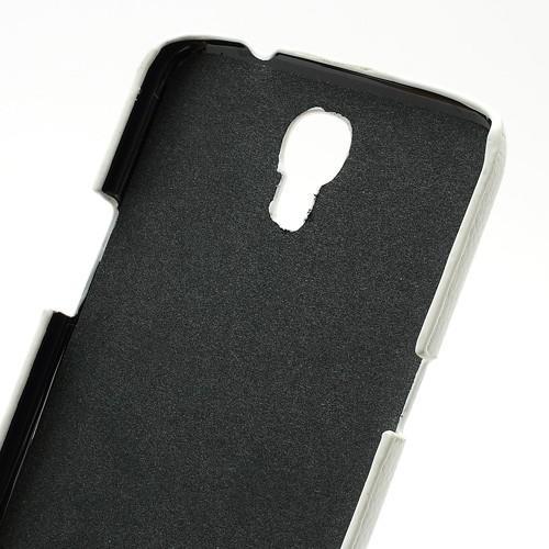 Чехол книжка Down Flip для Samsung Galaxy Mega 6.3 белый