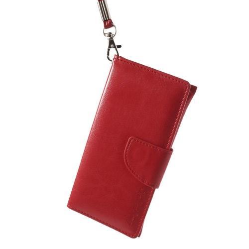 Чехол-футляр для смартфона красный цвет Small Pouch Grando