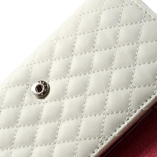 Чехол-футляр для смартфона белый цвет BIG