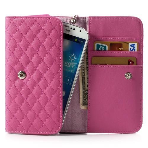 Чехол-футляр для смартфона фуксия цвет BIG