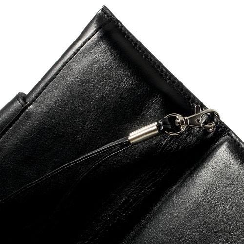 Чехол-футляр для смартфона черный цвет KANUODENG
