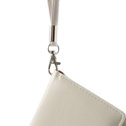 Чехол-футляр для смартфона белый цвет KANUODENG