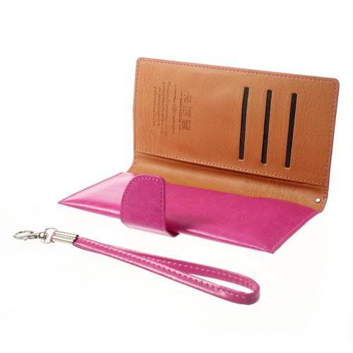 Чехол-футляр для смартфона розовый цвет KANUODENG