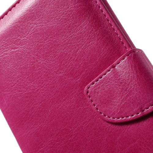 Чехол-футляр для смартфона розовый цвет Small Pouch Grando