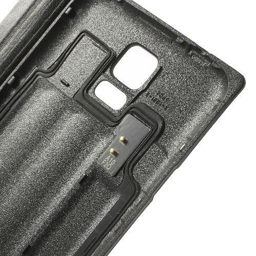 Чехол книжка для Samsung Galaxy S5 с функцией окна черный