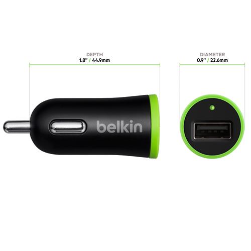 Автомобильное зарядное устройство в прикуриватель Belkin