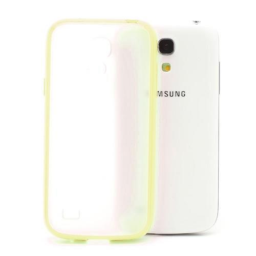 Силиконовый чехол для Samsung Galaxy S4 Crystal and Lemon
